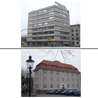 Dienstgebäude Oldenburg